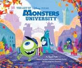 The Art of Monsters University de Karen Paik