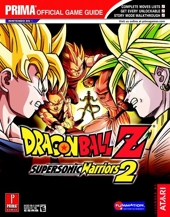 Dragon Ball Z - Supersonic Warriors 2: Prima Official Game Guide de Prima Games