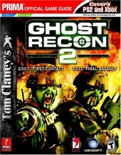 Tom Clancy's Ghost Recon 2 - Prima Official Strategy Guide de Mike Searle