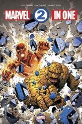 Marvel 2-in-One T01 - La Chose et La Torche Humaine de Jim Cheung