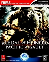 Medal of Honor - Pacific Assault: Prima's Official Strategy Guide de Kenneth Miller