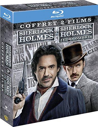 Sherlock Holmes + Sherlock Holmes 2