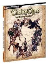 Tactics Ogre - Let Us Cling Together Official Strategy Guide de BradyGames