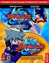 Beyblade Vforce - Prima's Official Strategy Guide