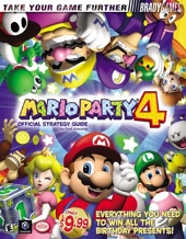 Mario Party® 4 Official Strategy Guide de Paul Edwards