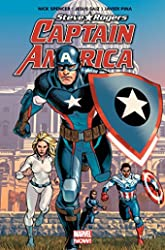 Captain America - Steve Rogers T01 de Nick Spencer