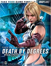 Tekken's Nina Williams In - Death by Degrees? Official Strategy Guide de Doug Walsh
