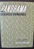 Panorama des sciences humaines
