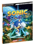 Sonic Colors OSG (Bradygames Strategy Guides) by BradyGames (2010-11-16) - Brady Games - 16/11/2010