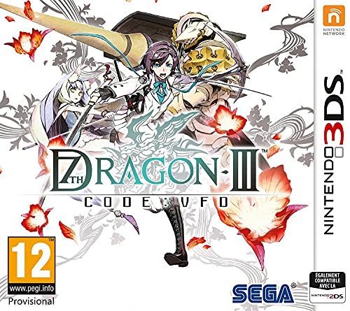7th Dragon III Code