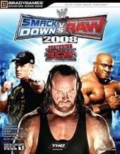 WWE SmackDown vs. Raw 2008 Signature Series Guide de BradyGames