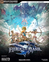 Heroes of Mana Official Strategy Guide de BradyGames