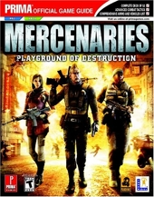 Mercenaries Playground of Destruction - Prima Official Game Guide de Stephen Stratton