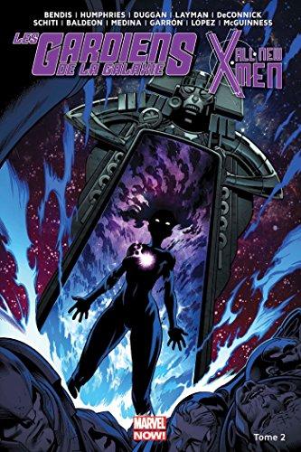 Les Gardiens de la galaxie / All-New X-Men T2