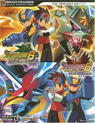 Mega Man® Battle Network 6 Official Strategy Guide