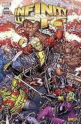 Infinity Wars (fresh start) N°3 de Donny Cates