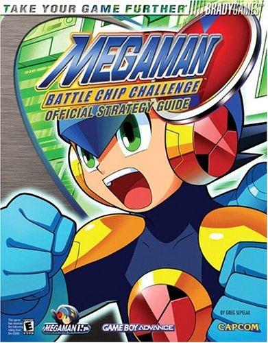 Mega ManTM Battle Chip Challenge Official Strategy Guide