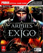 Armies Of Exigo - Prima Official Game Guide de Michael Searle