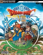 Dragon Quest VIII - Journey of the Cursed King Official Strategy Guide de BradyGames