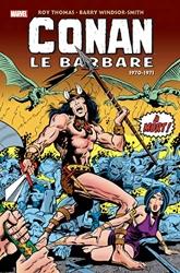 Intégrale Conan Le Barbare T01 (1970-71) de Roy Thomas