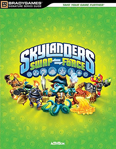 Skylanders SWAP Force Signature Series Strategy Guide (English Edition) - Format Kindle - 9781409350958 - 14,55 €