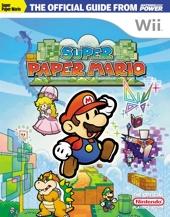 Official Nintendo Super Paper Mario Player's Guide de Nintendo Power