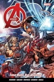 Avengers - Time Runs Out Vol. 4 by Jonathan Hickman (2015-06-17) - PANINI UK LTD / MARVEL; edition (2015-06-17) - 17/06/2015