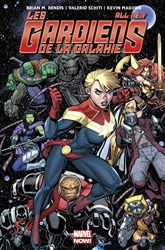 All-new Les Gardiens de la Galaxie - Tome 03 de Valerio Schiti
