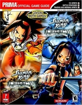 Shaman King - Legacy of Spirits, Soaring Hawk and Sprinting Wolf: Prima Official Game Guide de Greg Kramer