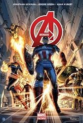 Avengers marvel now - Tome 01 de Hickman-J