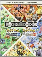 Pokemon Black Version 2 & Pokemon White Version 2 Volume 2 - The Official National Pokedex & Guide de The Pokemon Company International Inc