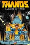 Thanos - La quête de Thanos - La quête de Thanos - Format Kindle - 12,99 €