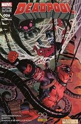 Deadpool n°6 d'Iban Coello