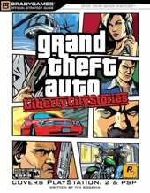 Grand Theft Auto - Liberty City Stories (PS2) Official Strategy Guide de BradyGames