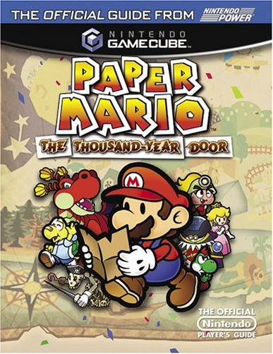 Official Nintendo Paper Mario