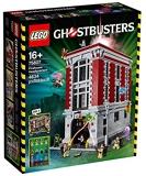 Lego 75827–Jeu de construction–Caserne des pompiers