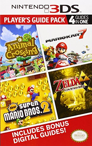 Nintendo 3DS Player's Guide Pack