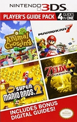 Nintendo 3DS Player's Guide Pack - Prima Official Game Guide: Animal Crossing: New Leaf - Mario Kart 7 - New Super Mario Bros. 2 - The Legend of Zelda: A Link Between Worlds de Prima Games