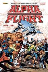 Alpha Flight - L'intégrale 1978-1984 (T01) de John Byrne