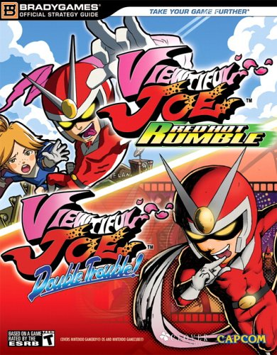 Viewtiful Joe? Red Hot Rumble / Viewtiful Joe? Double Trouble Official Strategy Guide