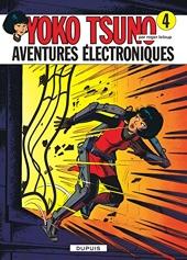 Yoko Tsuno, tome 4 - Aventures électroniques de Roger Leloup