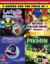 Prima's Official Strategy Guide - Luigi's Mansion/Super Smash Bros. Mele/Wave Race Blue Storm/Pikmin de Temp Authors Prima