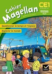 Magellan Questionner le temps et l'espace CE1 éd. 2016 - Cahier de l'élève de Sophie Le Callennec