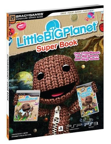 LittleBigPlanet Super Book Signature Series Strategy Guide