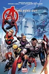 Avengers time runs out - Tome 04 de Jonathan Hickman