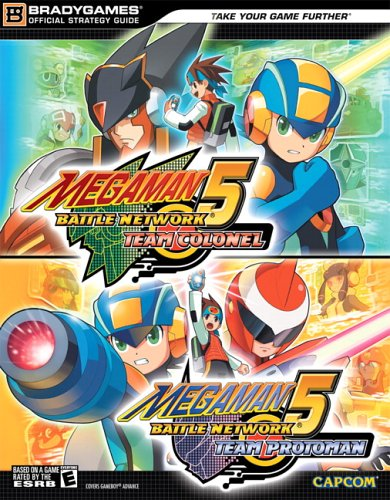 Mega Man® Battle Network 5 Official Strategy Guide