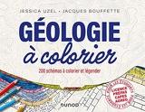Géologie à colorier - 200 Schémas À Colorier Et Légender