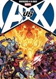 Avengers Vs X-Men Hc Bradshaw Dm Ed Var Avx - Marvel Comics - 01/01/2000