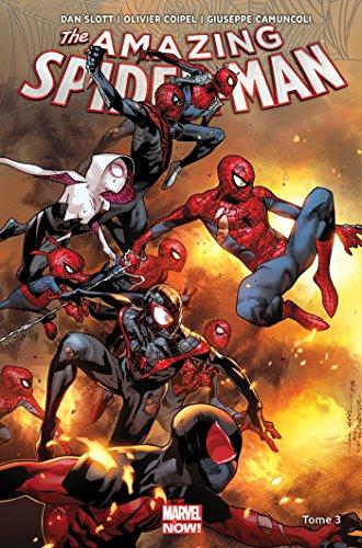 The Amazing Spider-Man Marvel now