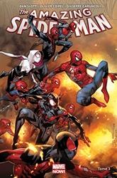The Amazing Spider-Man Marvel now - Tome 03 de Slott-D+Camuncoli-G